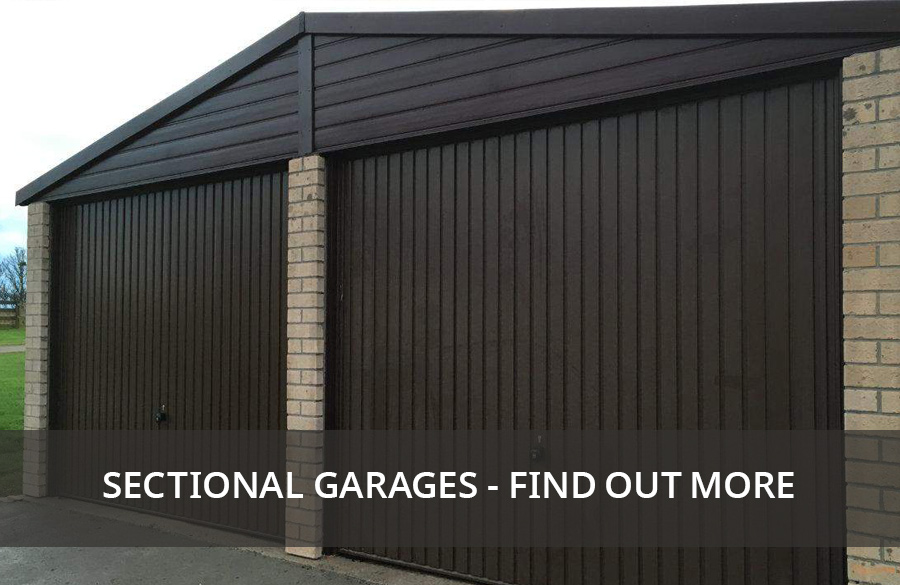 Sectional Garages in East Yorkshire