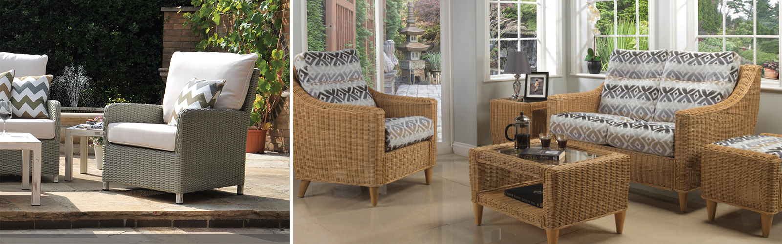 Cane & Rattan Furniture